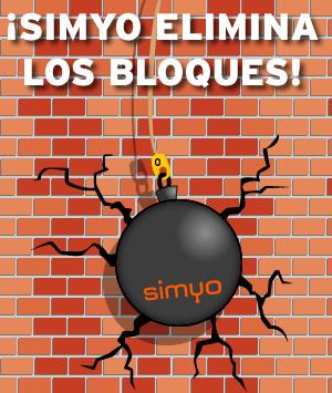 ¡Simyo elimina los bloques!