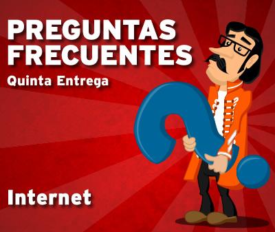 simyo FAQ: Internet