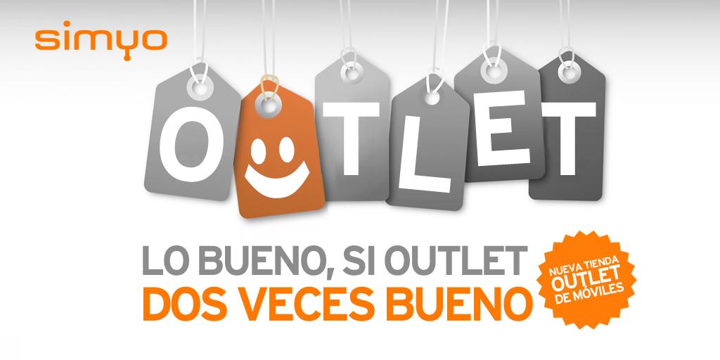 1d742ab4855 Estrenamos tienda de móviles Outlet ¡sólo para clientes! - Blog de simyo