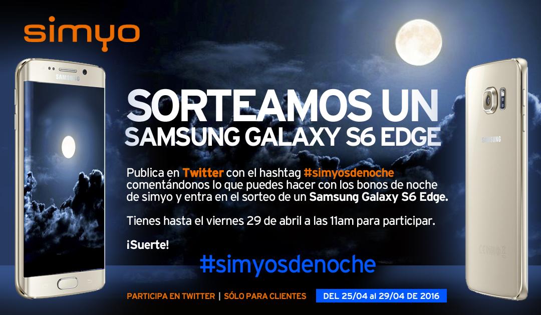 Sorteo Galaxy Edge
